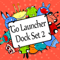 Dock Set 2 Go Launcher EX
