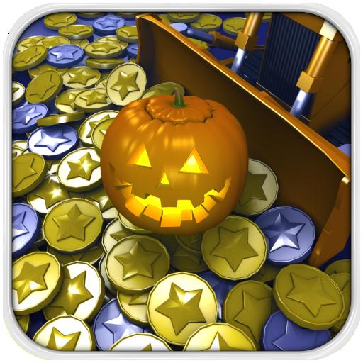 Coin Dozer Halloween LOGO-APP點子