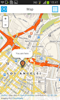 Screenshot of Los Angeles Offline Map &Guide