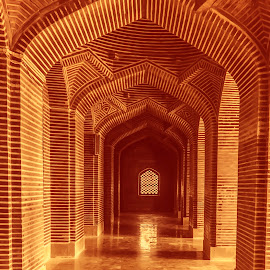 Shahjahan mosque  by Uzair RIaz - Buildings & Architecture Places of Worship