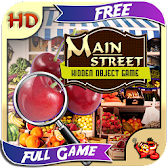 Hidden Object Game Main Street APK icon