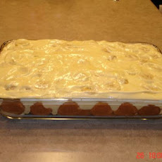 Almost Fat Free Banana Pudding!!!