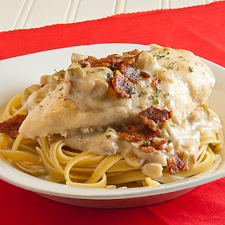 Creamy Baked Chicken With Mushrooms Recipes