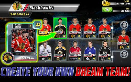Big Win NHL Hockey - screenshot