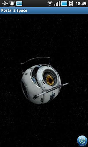 Portal 2 Space