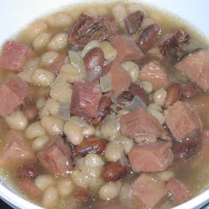 Bean Soup Real Navy Bean Soup