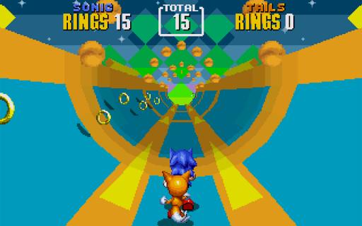 Sonic The Hedgehog 2 - screenshot