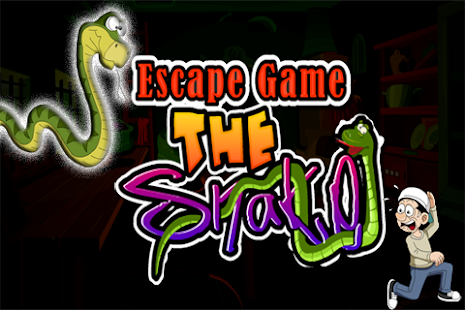 Escape Game - The Snake - screenshot