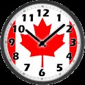 Canada Clock icon