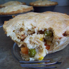 Chicken/Turkey Pot Pie