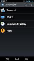 Screenshot of ASTRO InSight 3.3