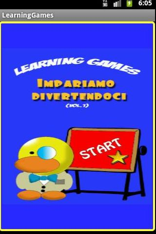 Learning games.