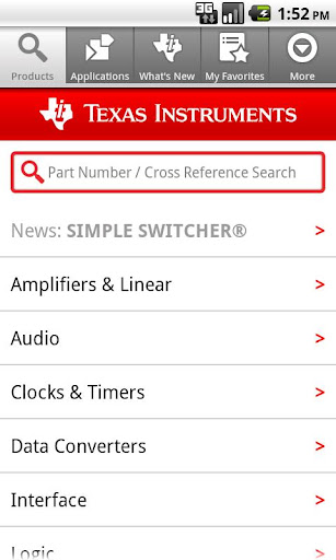 玩免費商業APP|下載德州仪器(TI)半导体 app不用錢|硬是要APP