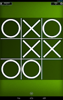 Screenshot of TicTacToe COLOR