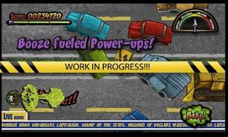 Screenshot of Highway Hobo