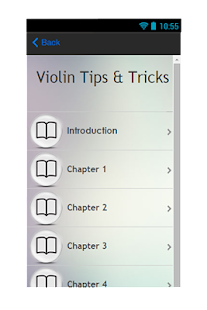 Violin Tips & Tricks - screenshot