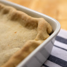 Dried Cod Fish Pie