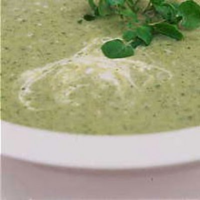 Green Herb Soup