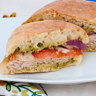 Turkey Provolone Sandwich Recipes
