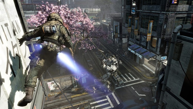New Titanfall update adds Titan-free combat gameplay mode