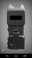 Screenshot of Taser stun gun