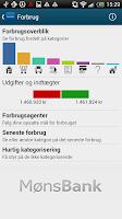 Screenshot of Møns Bank