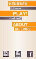 Screenshot of KenKen Classic II
