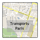 RER & Tram Paris area icon