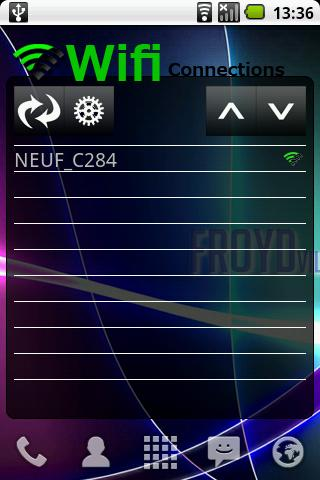 Wifi widget Beta