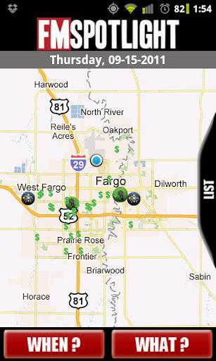 FM Spotlight Fargo Moorhead