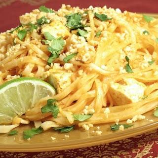 Pad Thai Coconut Milk Recipes