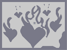 Thumbnail of the map 'Heartburn'