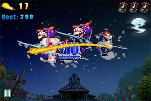Screenshot of Ninja Cut Cut