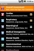 Screenshot of Nursing Essentials