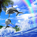 Dolphin Blue icon