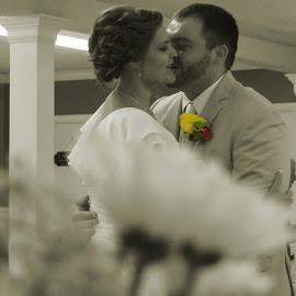 by Erika Mareth - Wedding Reception