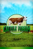 Screenshot of Cattle Forum