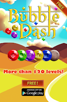 Screenshot of Explode Bubbles - Bubble Saga