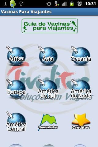 Guia de Vacinas e Consulados