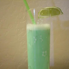 Lime Sherbet Fast Smoothie