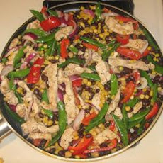 Fiesta Grilled Chicken