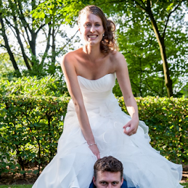 Submission by Lucien Vandenbroucke - Wedding Bride & Groom