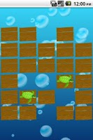 Screenshot of Ocean Match'em FREE