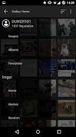 Screenshot of Imgr Gallery Pro