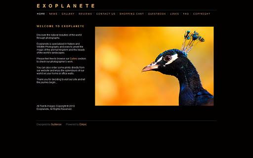 Exoplanete.com
