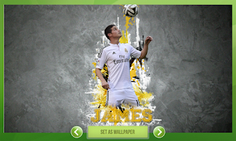 Screenshot of James Rodriguez