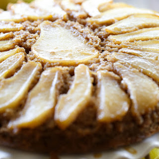 Pear Cake No Eggs Recipes