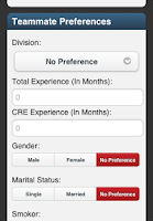 Screenshot of CareerTrak