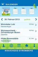 Screenshot of Besen-App