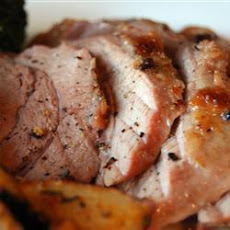 Easter Leg of Lamb